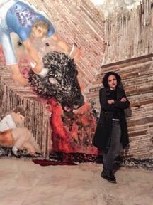 Fella Tamzali Tahri : Ces silences que seuls nos rêves ou la peinture révèlent