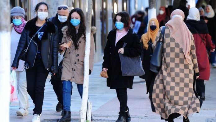 Covid-19: 208 nouveaux contaminés et 7 décès en 24h