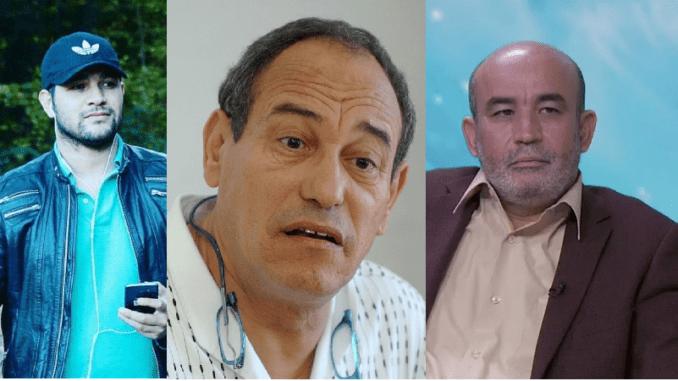 Des mandats d'arrêts lancés contre Amir DZ, Zitout Larbi et Hichem Aboud, accusés de