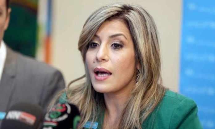 Non, Salima Souakri n'a pas été nommée à l'Exécutif de la Fédération internationale de Judo