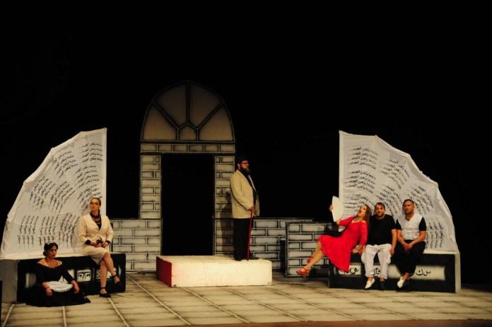 Théâtre: la pièce