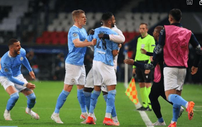 Ligue des Champions : Manchester City et Riyad Mahrez renversent Paris SG