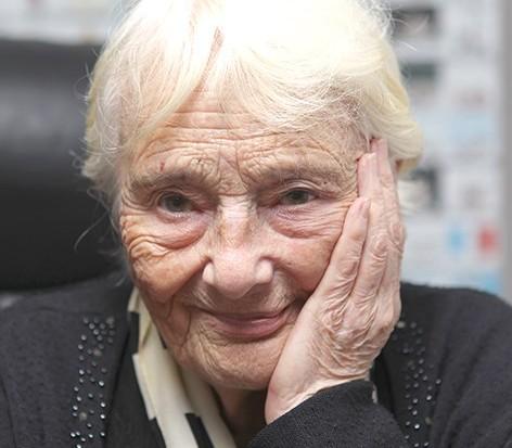 Décès de la moudjahida Annie Steiner à l'age de 93 ans