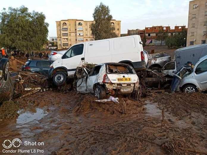 Six morts est le bilan provisoire des inondations qui ont marqué le 03 mai plusieurs wilayas notamment Medéa, Batna et M'sila.