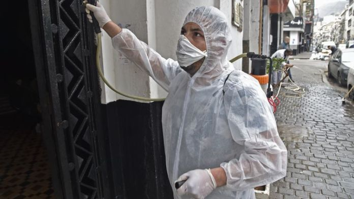 Six cas de contamination par le variant indien détectés en Algérie