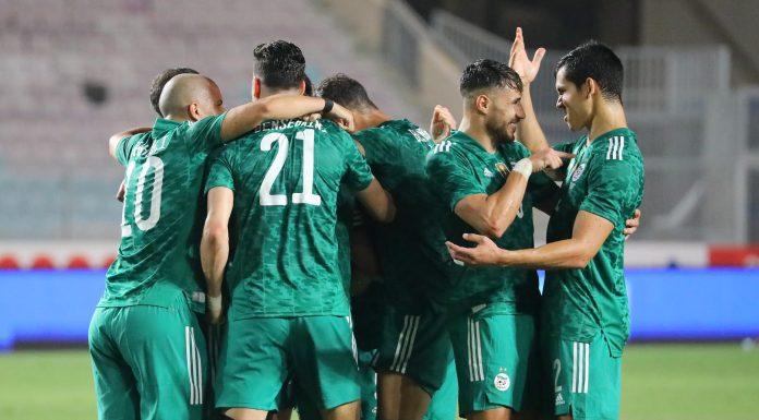 L'Algérie domine la Tunisie (0-2) et s'offre le record africain d'invincibilité