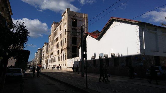 Le réaménagement de la place de la gare de Hussein Dey, thème d'un concours d'idée pour étudiants