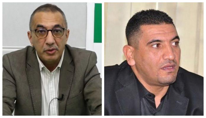 Karim Tabbou et Ihsane El Kadi interpellés
