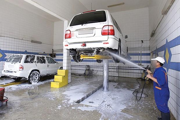 Suspension partielle et provisoire des activités de lavage automobiles à Alger à compter de samedi