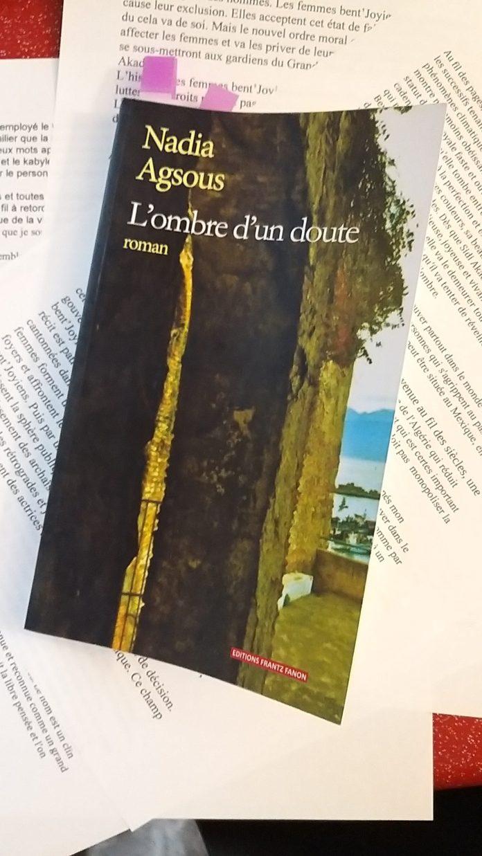 L'ombre d'un doute de Nadia Agsous… de la short story au roman