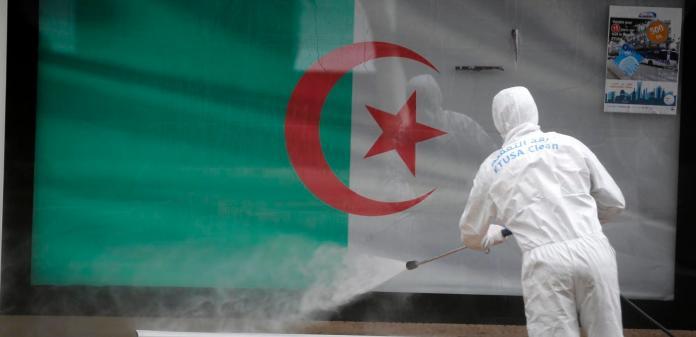 Covid-19: plus de 50% de perte du chiffre d'affaires des entreprises algériennes en 2020