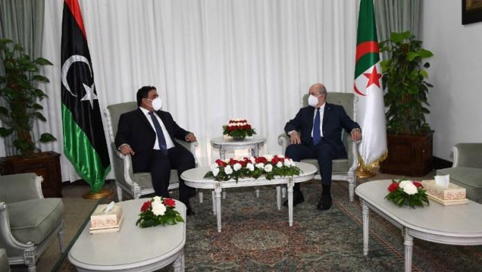 Alger soutient des élections générales en Libye