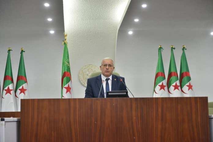 Qui est Brahim Boughali, nouveau président de l'APN ?