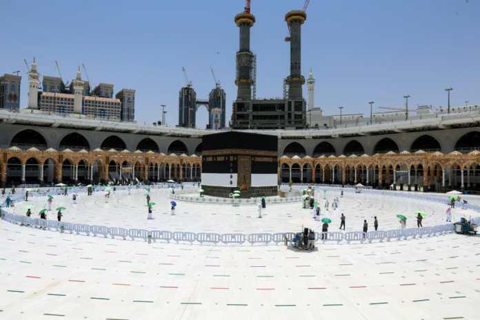 Deuxième hajj en nombre limité à La Mecque à cause du Covid
