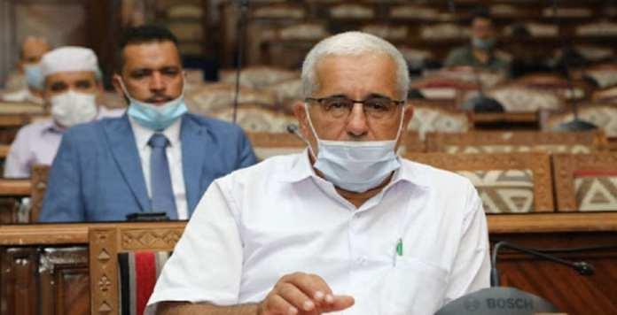 Brahim Boughali élu président de l'assemblée populaire nationale