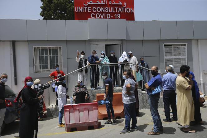 Coronavirus: 831 nouveaux contaminés et 13 décès en Algérie