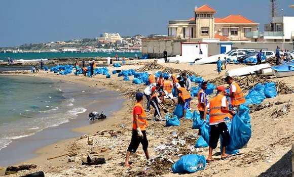 Environnement : 87% des déchets marins en Algérie sont en plastique
