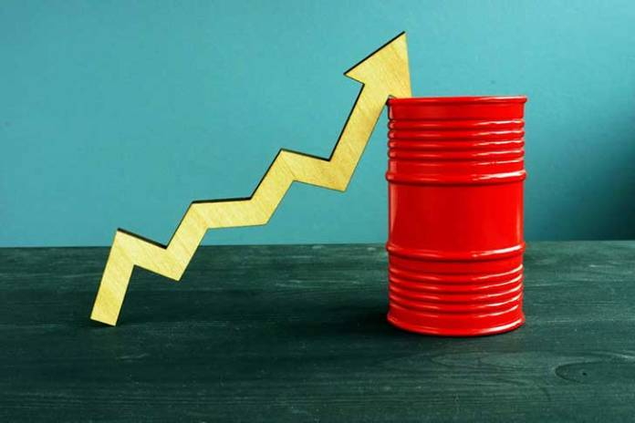 Pétrole: le Brent en hausse à 74,8 dollars
