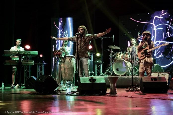 Musique: Dimastand revendique un reggae aux couleurs sahariennes