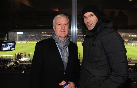 Zidane à la place de Deschamps ?