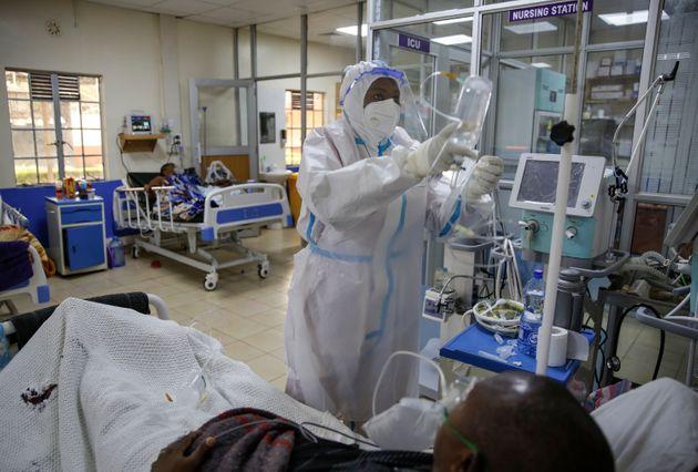 Covid-19: plus de 6 millions de cas confirmés en Afrique