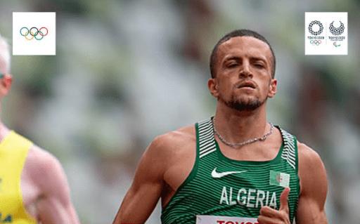 Jeux paralympiques: une médaille d'argent pour Skander Djamil Athmani au 100m