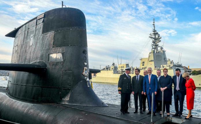 Affaire des sous marins : Paris accuse Canberra de mensonge, l'Australie assume son choix