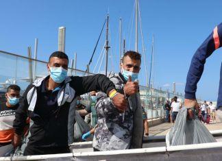 Près de 1500 harragas arrivés sur les côtes espagnoles en 72h dont 1000 interceptés