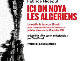 "Media-Plus: ""Ici on noya les Algériens"" en librairies demain"