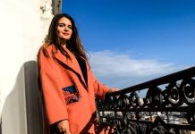 De fil en aiguille, le parcours aux couleurs africaines de Yasmine Gadouche