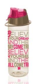 Μπουκάλι Νερού Πλαστικό 750cc Believe - VELTIHOME - 21-16150-believe