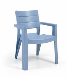 Πολυθρόνα Εξωτερικού Χώρου Ibiza-O Summer Blue - Allibert - ibiza-o-armchair-summer-blue