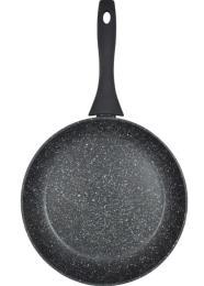 Τηγάνι Αντικολλητικό 39x21x7εκ. (20εκ.) Magma Εstia 01-6037 - estia - 01-6037