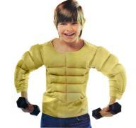 Στολή Παιδική Body Builder (1-3, 4-6, 7-8) 3-879 - CARNAVALista - 3-879