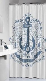 Κουρτίνα Υφασμάτινη Anchor Blue Sealskin 180x200εκ. - sealskin - 233651324