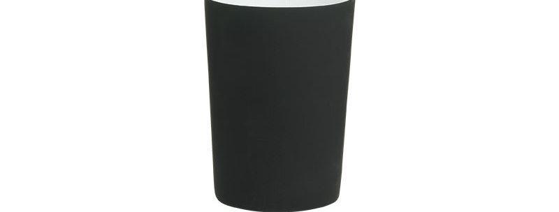 Ποτηροθήκη Two Tone Polyresin Black Sealskin 361790419 - sealskin - 361790419