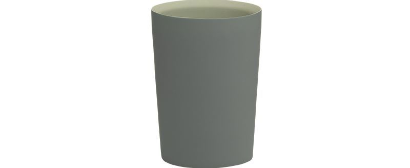 Ποτηροθήκη Two Tone Polyresin Grey Sealskin 361790414 - sealskin - 361790414