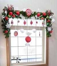 Great ideas for Christmas Window Decor | 24 Home Decor