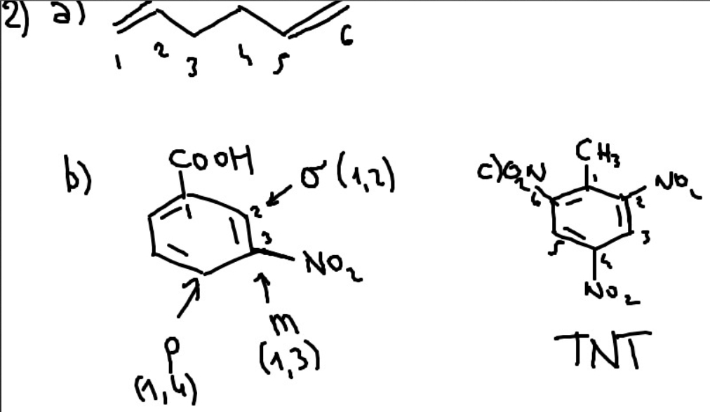 Answer: Organic Chemistry Questions