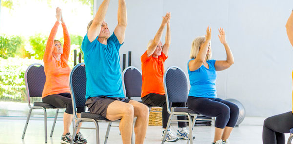 Active Aging  Free SilverSneakers Classes