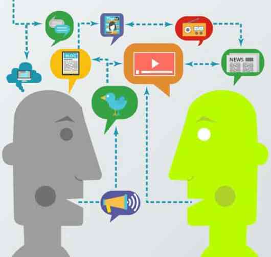 How social media strips away the core benefits of in-person communication