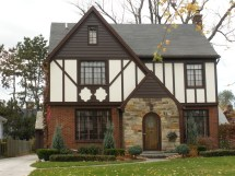 Tudor Style Homes House Plans