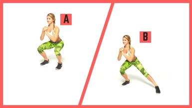 Image result for Isometric Squat with Toe Taps