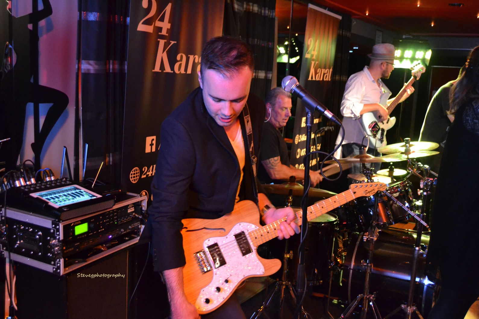 24 Karat Live Band Colchester Essex