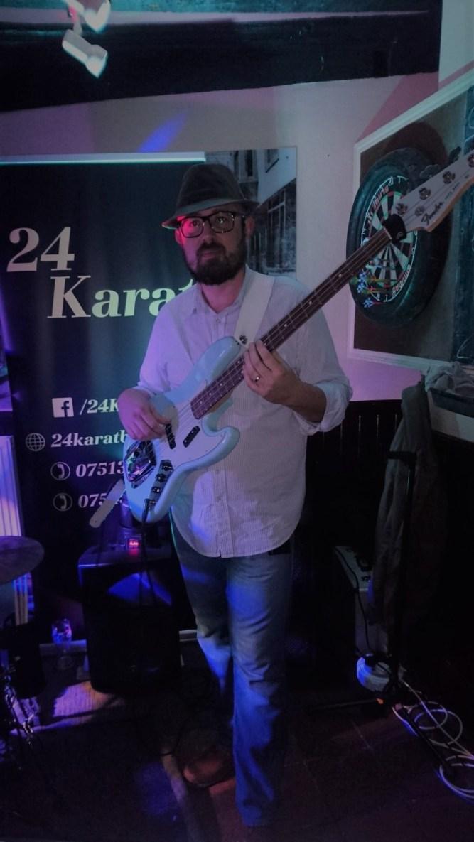 24 Karat Live The George Hadleigh Suffolk