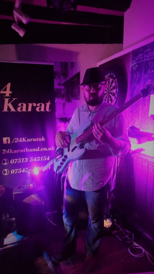 24 Karat Band Live Suffolk