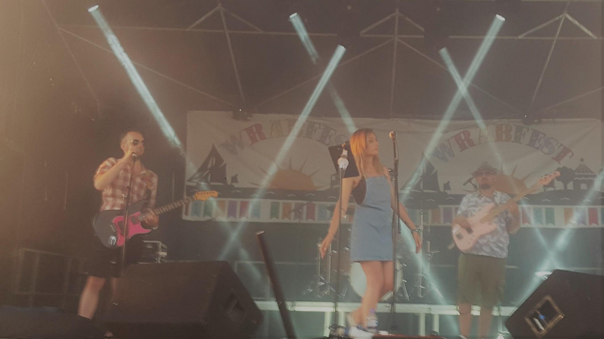 24 Karat Wrabfest 2018 Hire Live Band Live Music Essex Suffolk Norfolk Kent