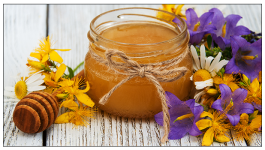 6 REASONS WHY ORGANIC WILDFLOWER HONEY IS GOOD FOR YOUR HEALTH