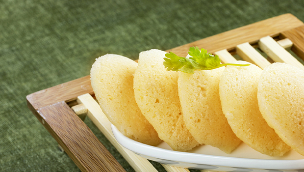Rava idli recipe for a nutritious morning meal