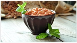 The nutritional quotient of brown chana